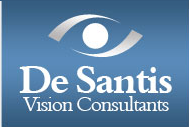logo for De Santis Vision Consultants Optometrists