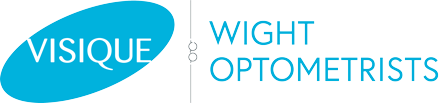 logo for Visique Wight Optometrists Optometrists