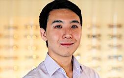 profile photo of Kevin Li Optometrists Martin and Lobb Eyecare