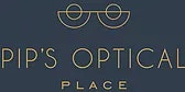 logo for Pip's Optical Place Optometrists