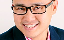 profile photo of Dr Peter Le Optometrists Clarity Optical