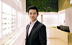 profile photo of Dr Brian Lau Optometrists Clarity Optical
