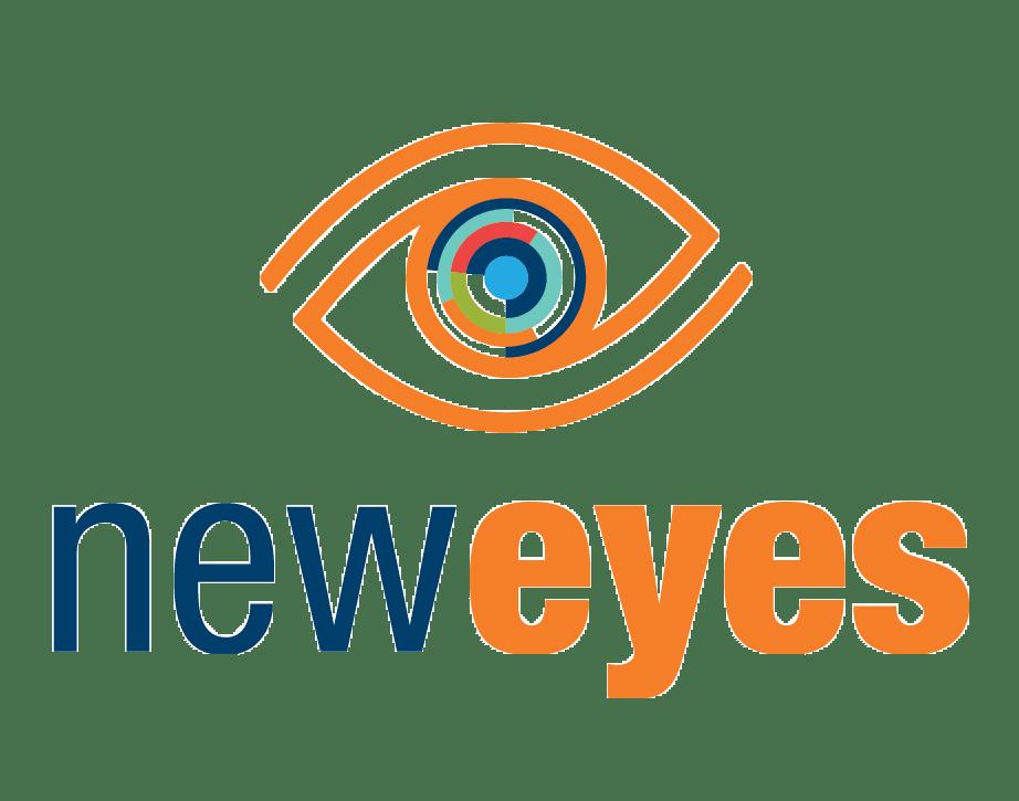 logo for New Eyes Optometrist Optometrists