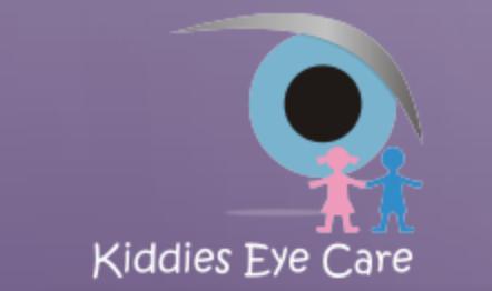 logo for Kiddies Eye Care Optometrists