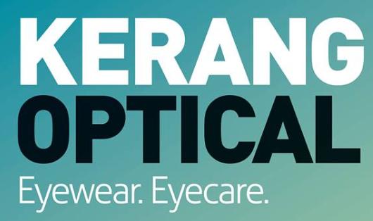 logo for Kerang Optical Optometrists