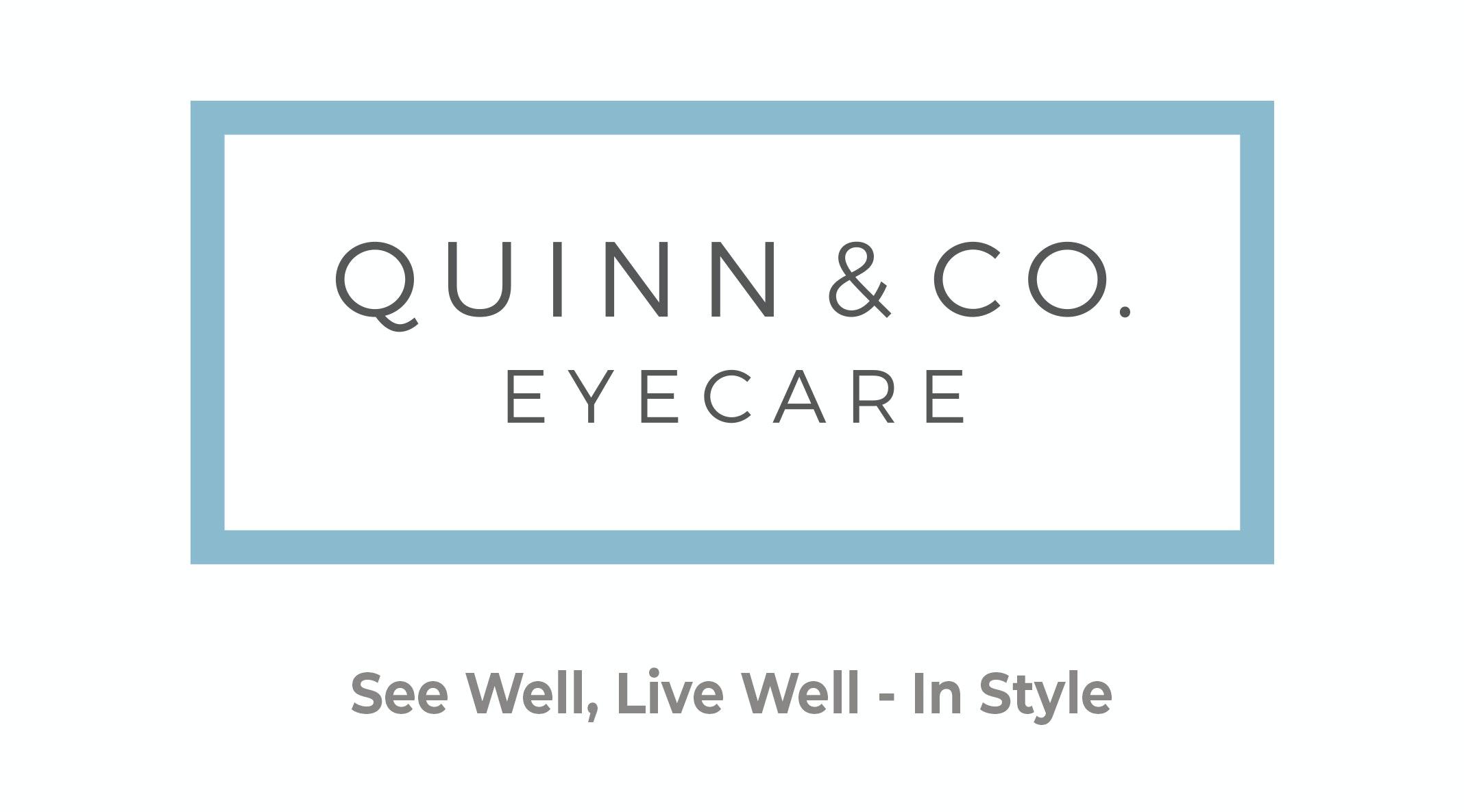 logo for Quinn & Co. Eyecare Horsham (formerly Wimmera Eye Care) Optometrists