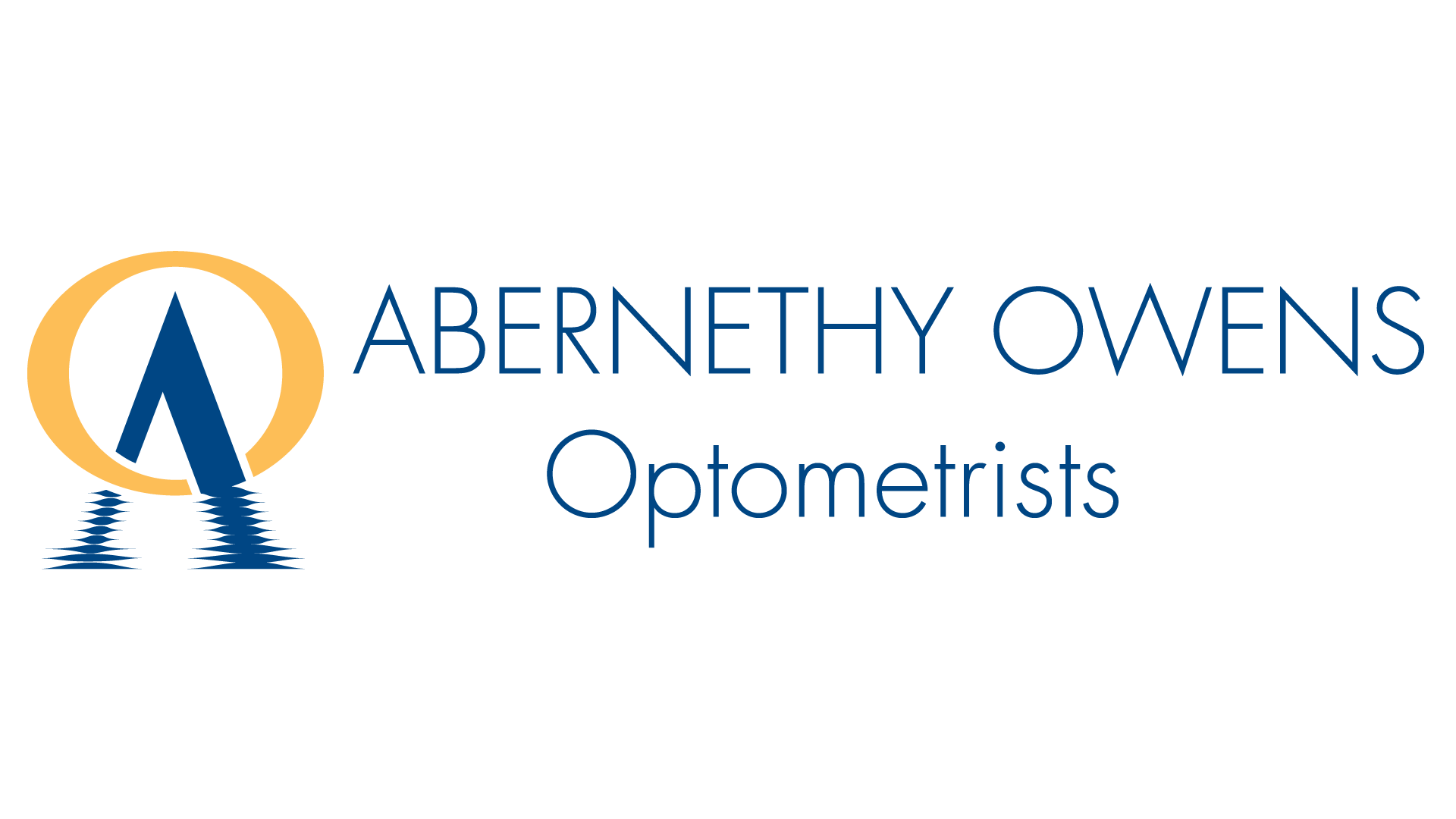 logo for Abernethy Owens Woodvale Optometrists