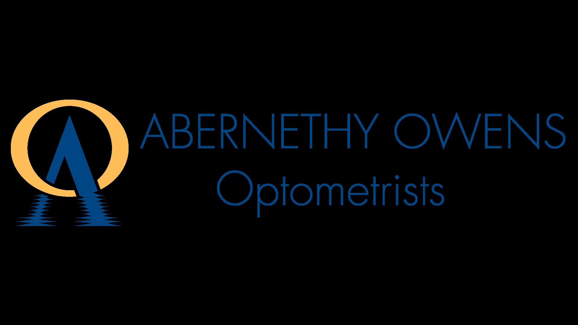 logo for Abernethy Owens Optometrists Woodvale Optometrists