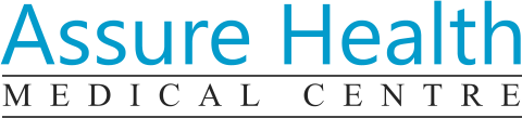 logo for Assure Health Medical Centre Doctors