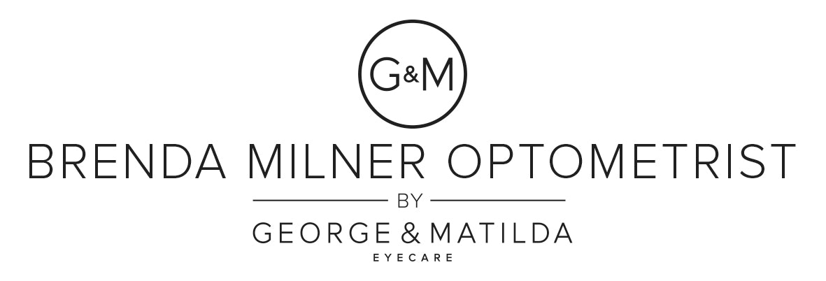 logo for Brenda Milner Optometrist by George and Matilda Eyecare - Ermington Optometrists