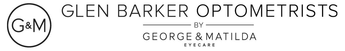 logo for Glen Barker Optometrists by George & Matilda - Mudgee Optometrists
