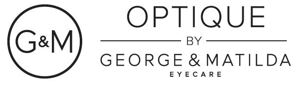 logo for Optique by George & Matilda Eyecare - Double Bay Optometrists