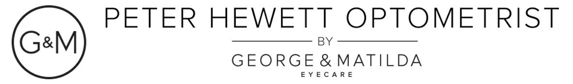 logo for Peter Hewett Optometrist by George & Matilda Eyecare - Mosman Optometrists