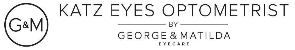 logo for Katzeyes by George & Matilda Eyecare - Bondi Optometrists