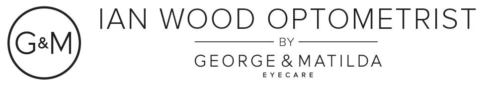 logo for Ian Wood Optometrist by George and Matilda Eyecare - Kilmore Optometrists