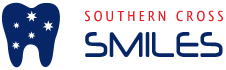 logo for Southern Cross Smiles  Dentists