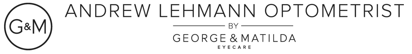 logo for Andrew Lehmann Optometrists by George and Matilda - Bribie Island Optometrists