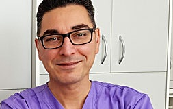 profile photo of Dr Nick Nabavi Dentists Paddington Dentistry