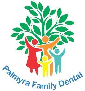 logo for Palmyra Family Dental Dentists