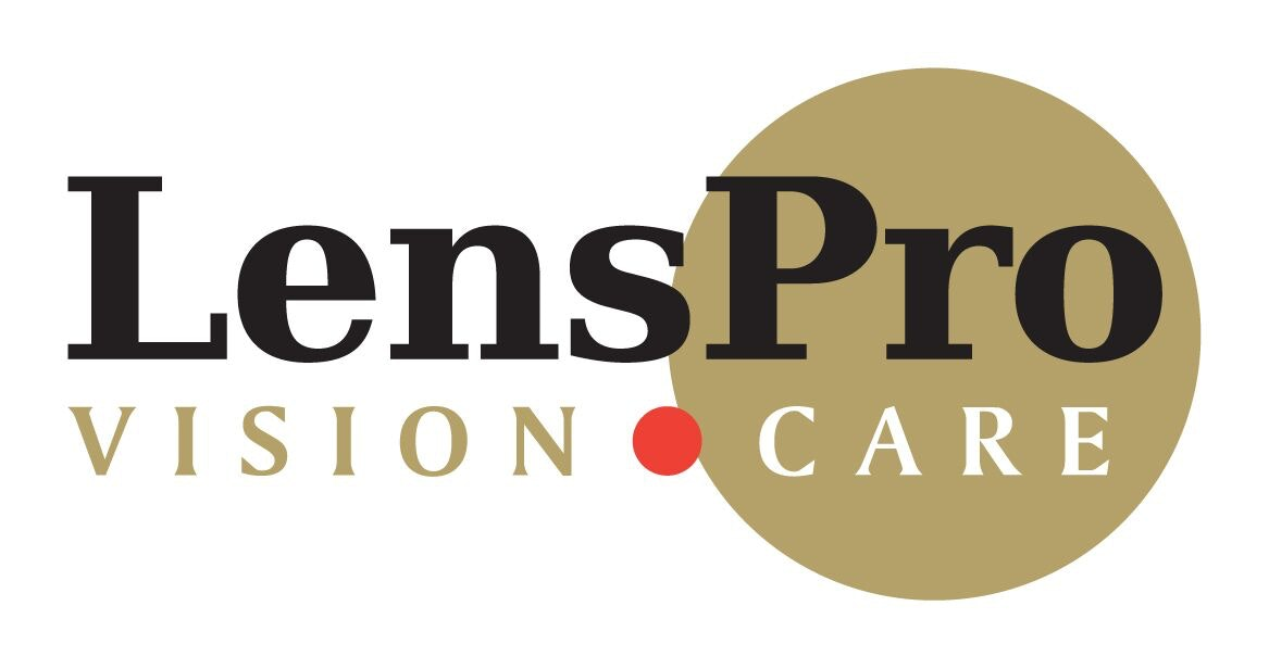 logo for LensPro Capalaba Optometrists