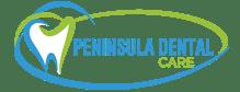 logo for Peninsula Dental Care Dentists