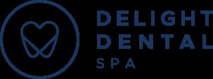 logo for Delight Dental Spa Dentists