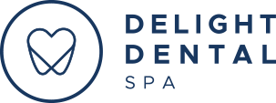 logo for Delight Dental Spa Dentists
