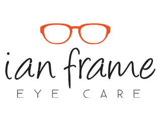 logo for Ian Frame Eyecare Optometrists