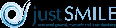 logo for Just SMILE Dentists