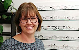 profile photo of Leith O'Connor Optometrists Visique CapitalEyes City