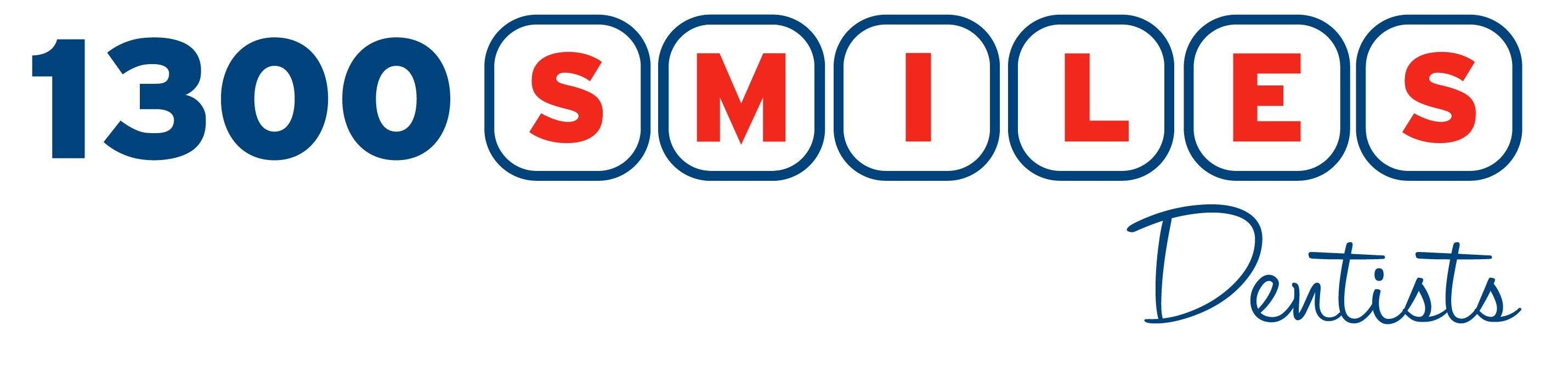 logo for 1300 Smiles - Gladstone Dentists