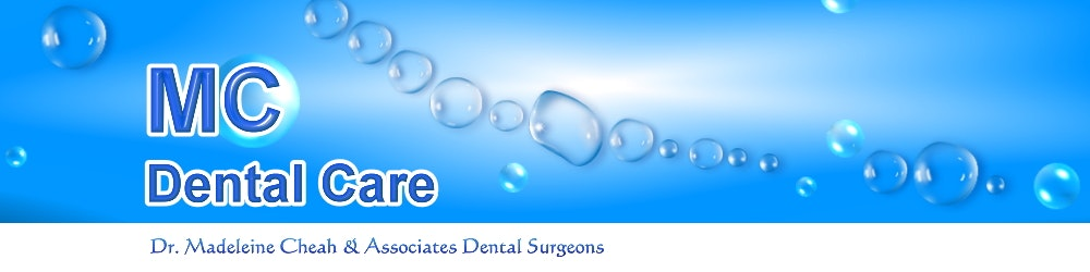 logo for MC Dental Care Dentists