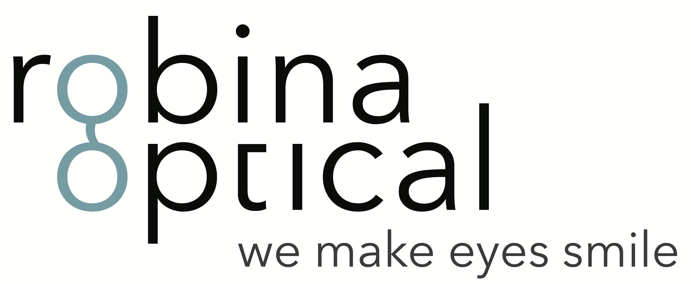 logo for Robina Optical Optometrists