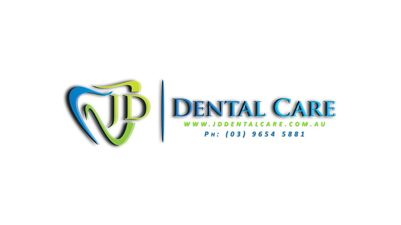 logo for JD Dental Care Dentists