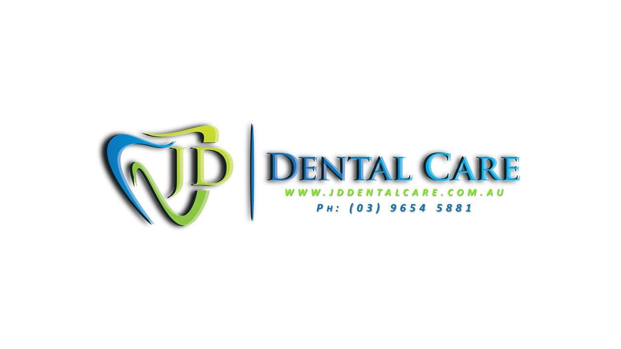 logo for JD Dental Care Dentists