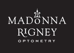 logo for Madonna Rigney Optometry Optometrists