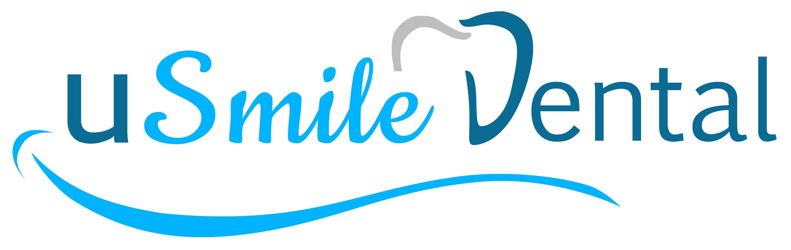 logo for U Smile Dental Dentists