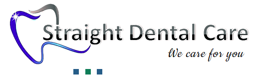 logo for Straight Dental Care Dentists