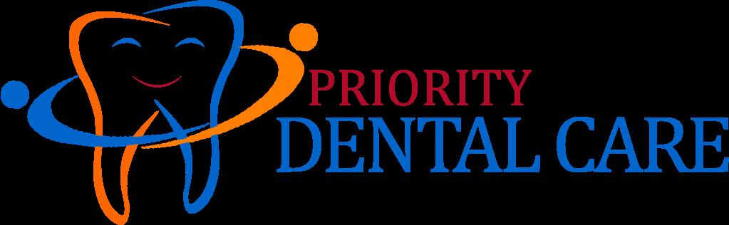 logo for Priority Dental Care Dentists
