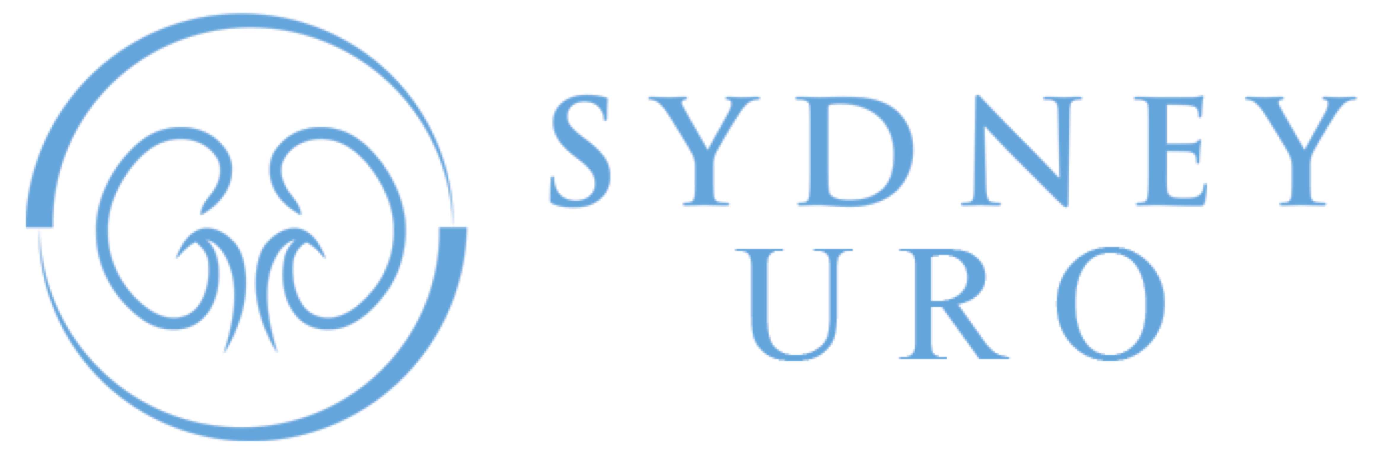 logo for Dr James Symons Urologists