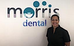 profile photo of Ria Albertini-Hygienist With Dr Brett Morris Dentists Morris Dental