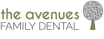 logo for The Avenues Family Dental Dentists
