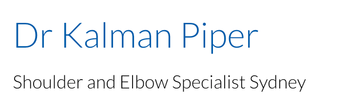 logo for Dr Kalman Piper - Norwest Orthopaedic Surgeons