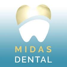 logo for Midas Dental Dentists