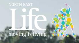 logo for North East Life Yarrawonga Physiotherapists