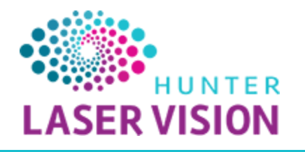 logo for Hunter Laser Vision Ophthalmologists