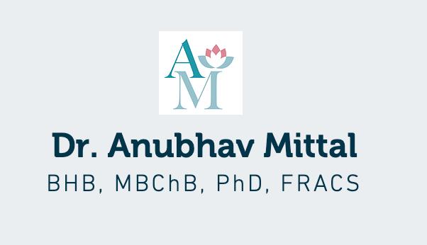 logo for Dr Anubhav Mittal General Surgeons
