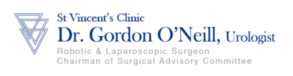 logo for Dr Gordon O'Neill Urologists