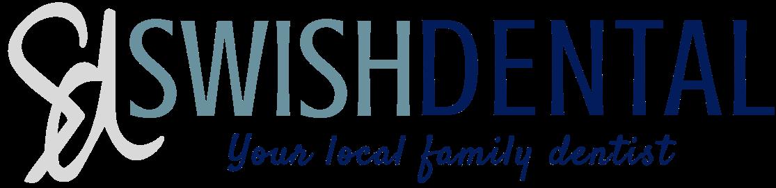logo for Swish Family Dental Dentists