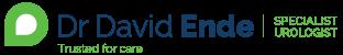logo for Dr David Ende Urologists
